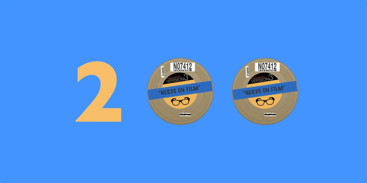 Episode 200 banner