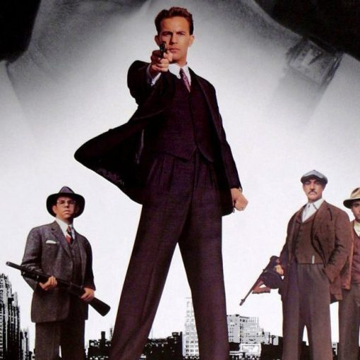 Poster Image from The Untouchables