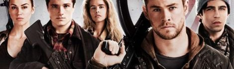 In the Red Dawn (2012) Remake Teenage Rebels Valiantly Fight For... Spokane?