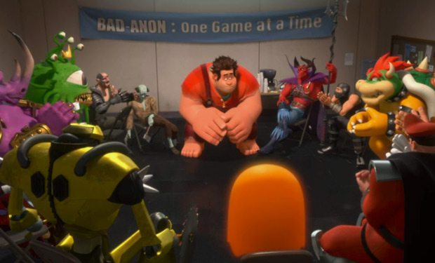 Wreck-It Ralph is No Toy Story... — Nerdophiles Wreck It Ralph Trailer Toy Story