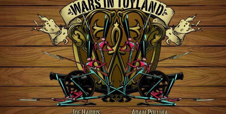 Toyland Has Fallen Into Chaos
