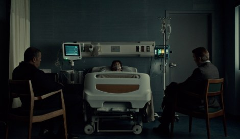 Will Graham's current condition of both of ya'll's fault. God. I hate you. (I love y