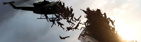 """""""World War Z"""" Has Enough Thrills (and Zombies) to Keep You On Edge"""