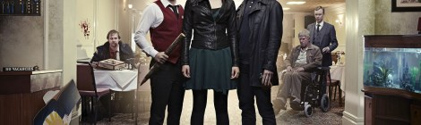 Being Human's final season hits BBC America