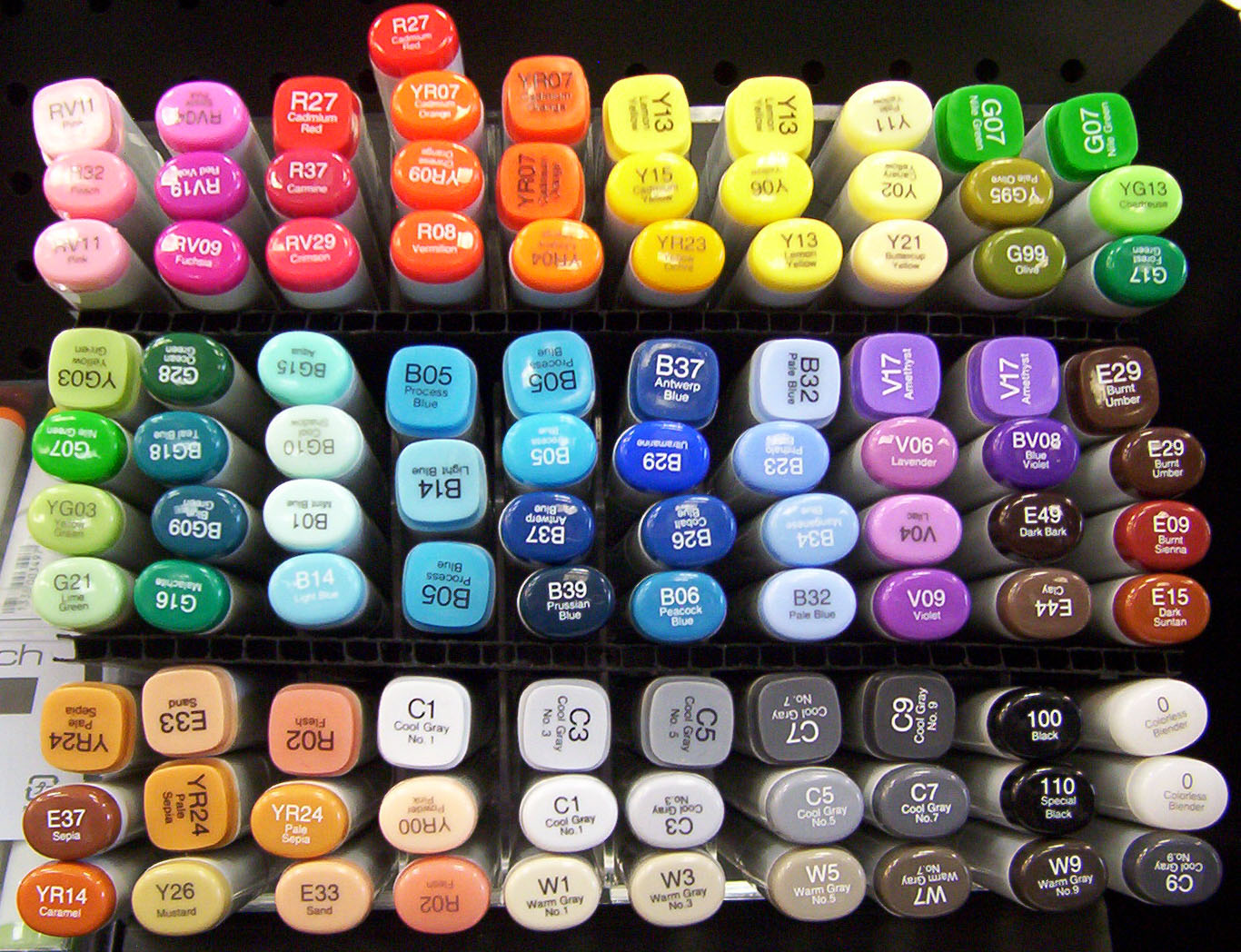 Copic 101 Everything You Need To Know About The World S