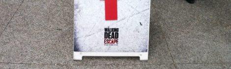 SDCC 2013: I Did (NOT) Survive The Walking Dead Escape!