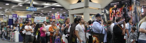 SDCC Sundays: Dealing with Convention Anxiety