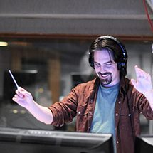 "This is your composer. You may refer to him as ""God."" [bearmccreary.com]"