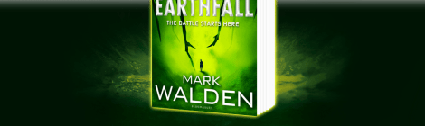 Tackle the Alien Invasion in Middle Grade Sci-Fi Thriller Earthfall