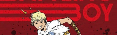 Battling Boy by Paul Pope