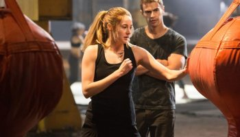 Are the two main characters in divergent dating — img 14