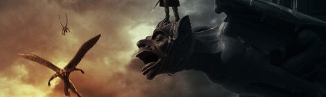 """""""I, Frankenstein"""" or """"Eff it, let's go see some demons, gargoyles, and monsters fight!"""""""