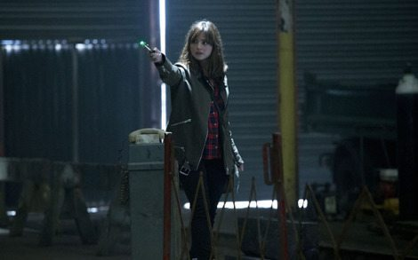 Clara is on her own this time, which is a good or a bad thing, depending on whether or not you like her.