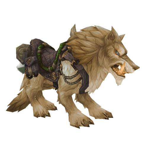 New Mounts In Wow Warlords In Draenor Nerdophiles