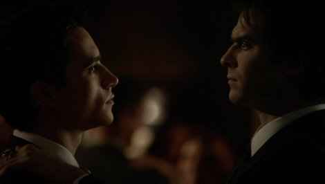 My money's on the guy on the right. [thevampirediaries.net]