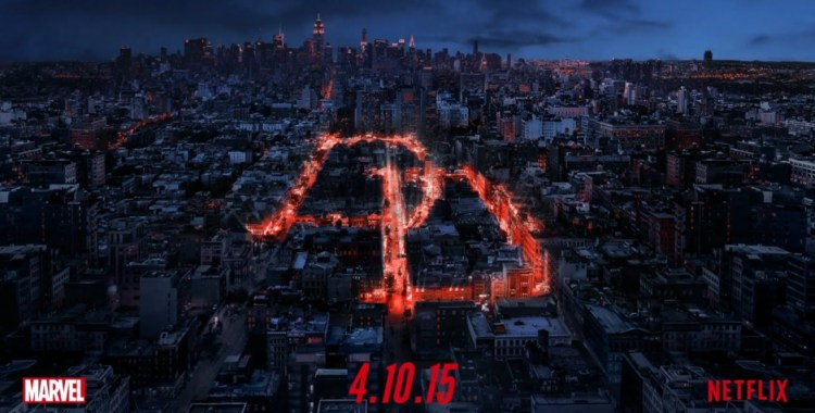"Marvel & Netflix Reveal First ""Daredevil"" Teaser, New Release Date"