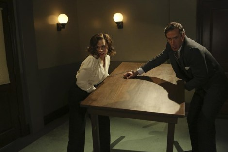 Margaret Carter and Edwin Jarvis: Human Disasters [ABC]
