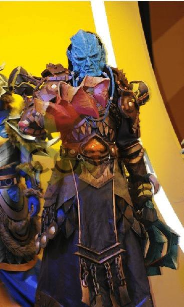 Draenei Shaman Tier 8 [Etsy]