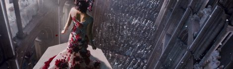Jupiter Ascending Is Visually Sexy But Bores In Story