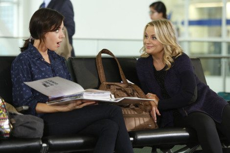 The love these two women have for one another is astounding [NBC]