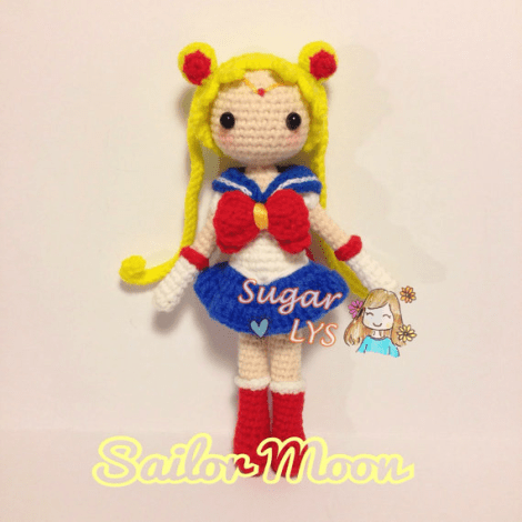 Sailor Moon! [Etsy]