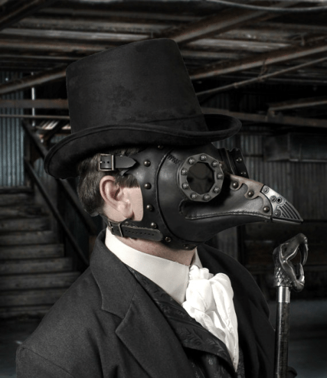 Plague Mask [Etsy]
