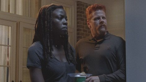 Remember those characters we haven't really seen in two episodes? Here's one! [AMC]