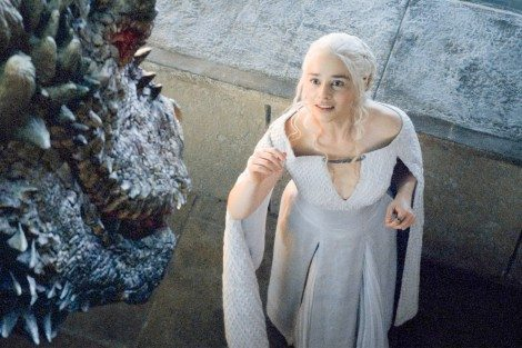 But Drogon returns to her for a brief moment so that was cool [HBO]