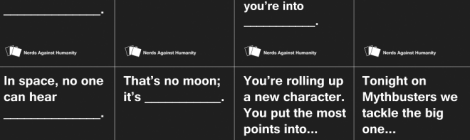 Your Cards Against Humanity Deck Just Got Nerdier