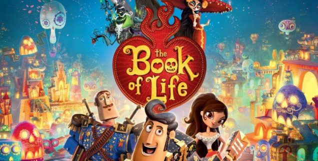 Image result for movie book of life