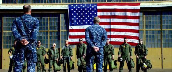 So patriotic. USA! USA! USA! [TNT]