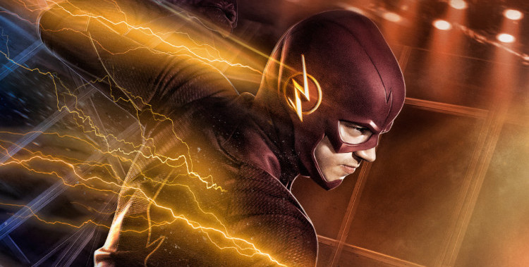 The Flash Talks the Multiverse and Season 2 at SDCC!