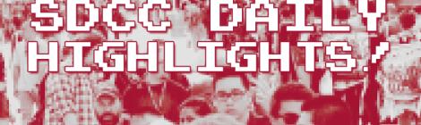 SDCC 2015 Highlights: Saturday