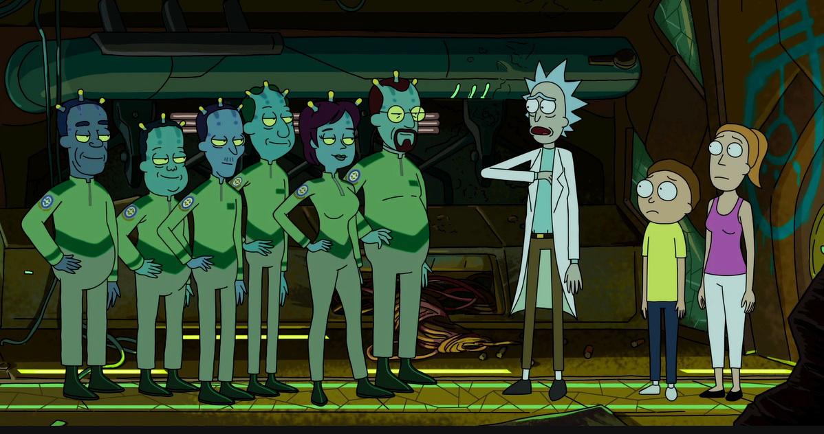Rick And Morty Auto Erotic Assimilation Recap Nerdophiles