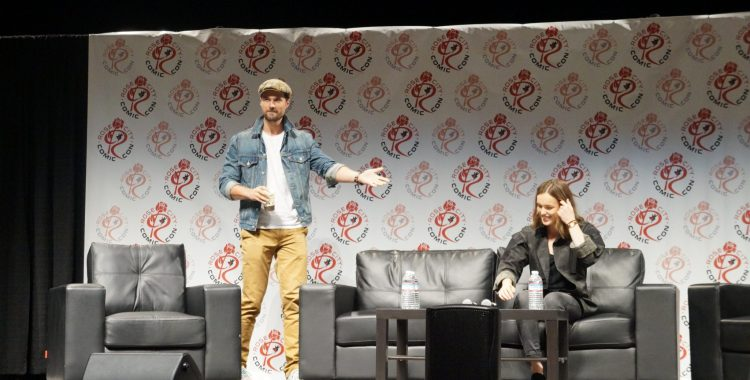 Agents of SHIELD at Rose City Comic Con 2015