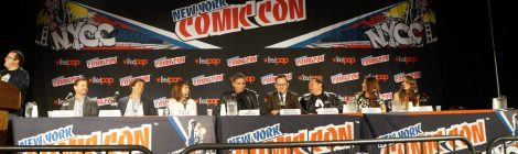 CBS' Person of Interest Cast and Crew talk Season 5 at NYCC 2015