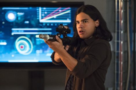 Hold onto that gun, Cisco. You're going to need it. [farfarawaysite.com]