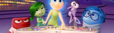 "Experience ""Inside Out"" All Over Again on Blu-Ray and Explore Hours of Amazing Special Features!"