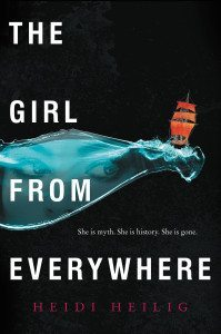 Girl from Everywhere HC c(1)