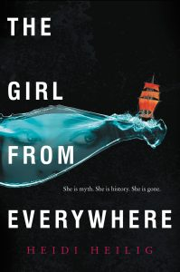 Girl from Everywhere HC c(1)