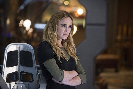 Sara Lance: A Good Teacher? [DC Legends TV]