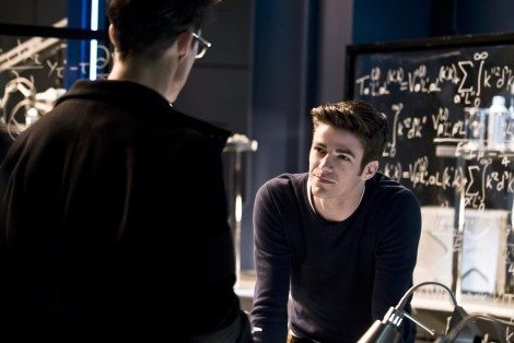 Tonight, The Flash remembered that Barry is also a scientist. [farfarawaysite.com]