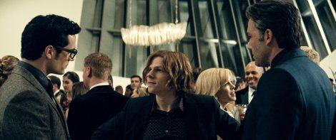 I'm totally not psychotic Mark Zuckerberg, guys. It's Lex Luthor. [Warner Bros.]