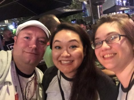We met Leonard from An Englishman in San Diego last year at Game of Bloggers!