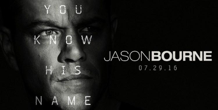 Chasin' Bour- I Mean Jason Bourne