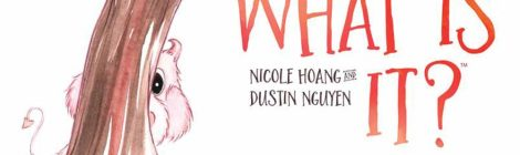 "BOOM! Studios' First Picture Book ""What Is It?"" Is Just As Adorable As It Looks"