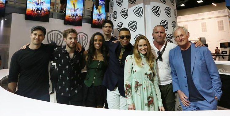 SDCC 2016: A New Sense of Justice for DC's Legends of Tomorrow?