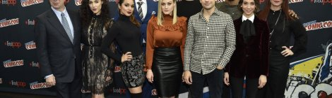 "NYCC 2016: The Cast of Syfy's ""The Magicians"" Regaled us with Hints about the Second Season"