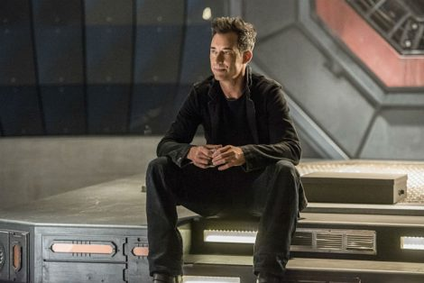 Goodbye, Harry of Earth-2 (Source: The CW)