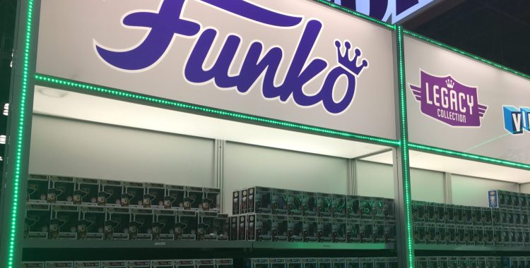 NYCC 2017: Enter the Funko Booth Lottery!